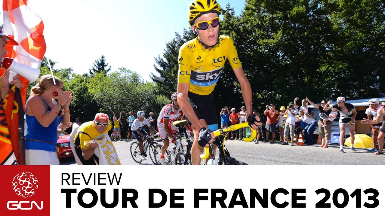 Tour De France 2013 Gcn Review Show Youtube