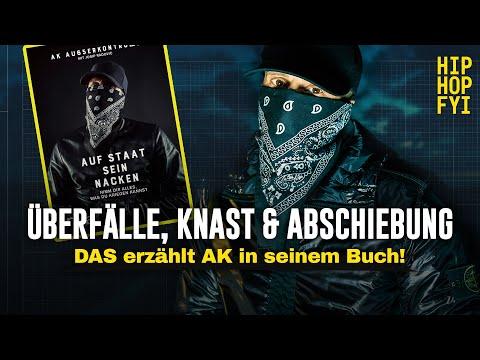 Auf Staat Sein Nacken - AK Ausserkontrolle veröffentlicht Biografie!   HIP HOP FYI