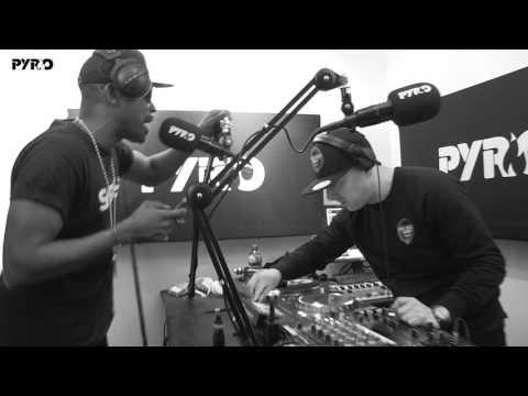DJ SLY & MC Skibadee - PyroRadio - (24/01/2017)