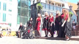 00062 Vokālo ansambļu ielu koncerts