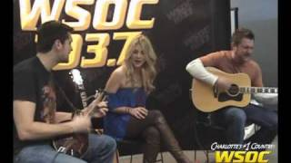 103.7 WSOC: The Harters sing Jenny YouTube Videos