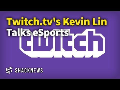 Twitch.tv's Kevin Lin Talks eSports
