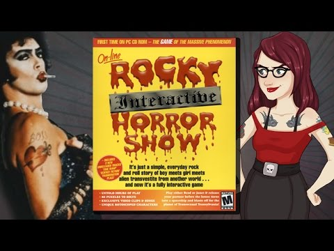 The Rocky INTERACTIVE Horror Show  AKA:  This Game sucks.  Seriously.