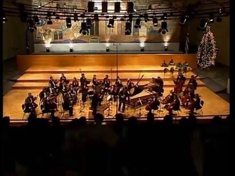 La Notte - A.Vivaldi - Kostis Papazoglou, flauto dolce - TSSO (Simos Papanas, konzertmeister)