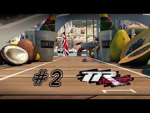 Table Top Racing: World Tour #2 Andiamo a comandare sul mega yacht a Montecarlo!