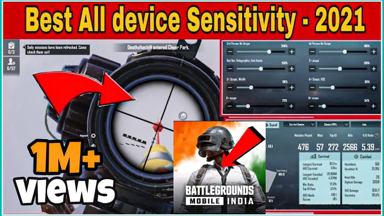 Download 😎100% Zero Recoil Sensitivity Pubg mobile | Pubg Sensitivity New Best Sensitivity 2.0 | TOG GAMING
