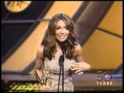 Vanessa wins Best Supporting Actress at the Daytime Emmy Awards, 2003