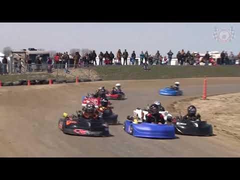 4.8.18  |  Little Eldora Speedway  |  Go Karts