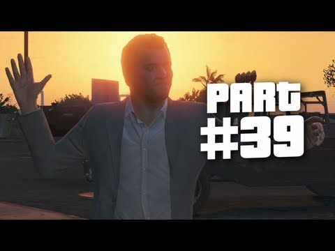 Grand Theft Auto 5 Gameplay Walkthrough Part 39