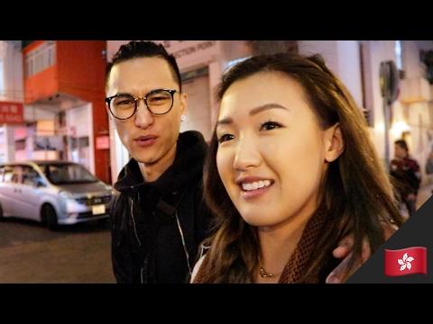 Most Random CNY Dinner in HK | WahlieTV