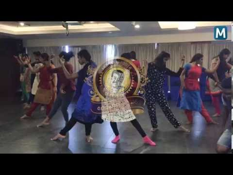 Mohanam 2016 Rehearsals Asha Sarath & Team