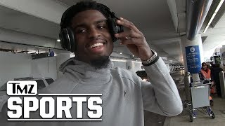 Laquon Treadwell Claps Back At Kirk Cousins' Haters, 'He A Baller' | TMZ Sports