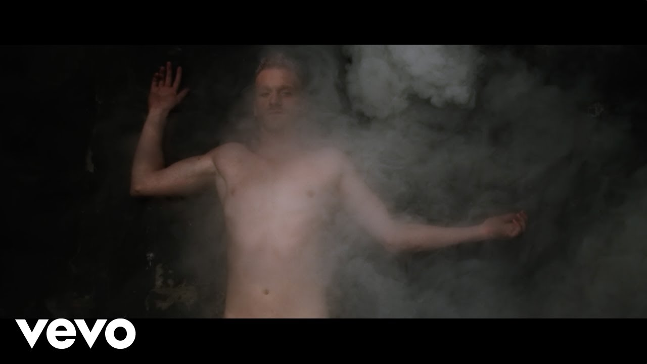 Naked music video