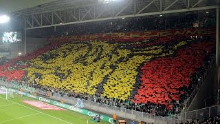 As saint-Étienne 3:0 olympique lyon 30.11.2014 support