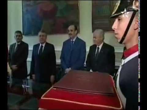 CORCAS president visit to Colombia - Western Sahara Territory Autonomy