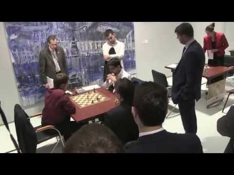 2016-09-25 GM Aronian - GM Kramnik Moscow Tal Memorial Blitz