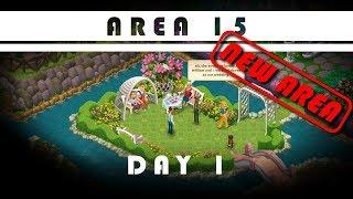 GARDENSCAPES area 15 day 1 - WEDDING ARCHIPELAGO - NEW AREA