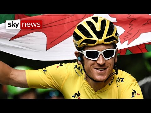 Geraint calls Tour de France win bonkers