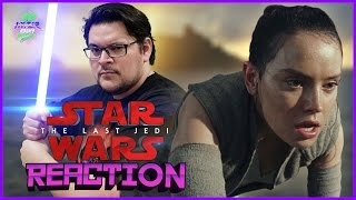Star Wars: The Last Jedi - Official Panel and Teaser Reaction