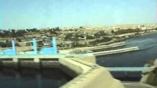エジプトの旅 19  「古代石切り場とアスワンハイダム」