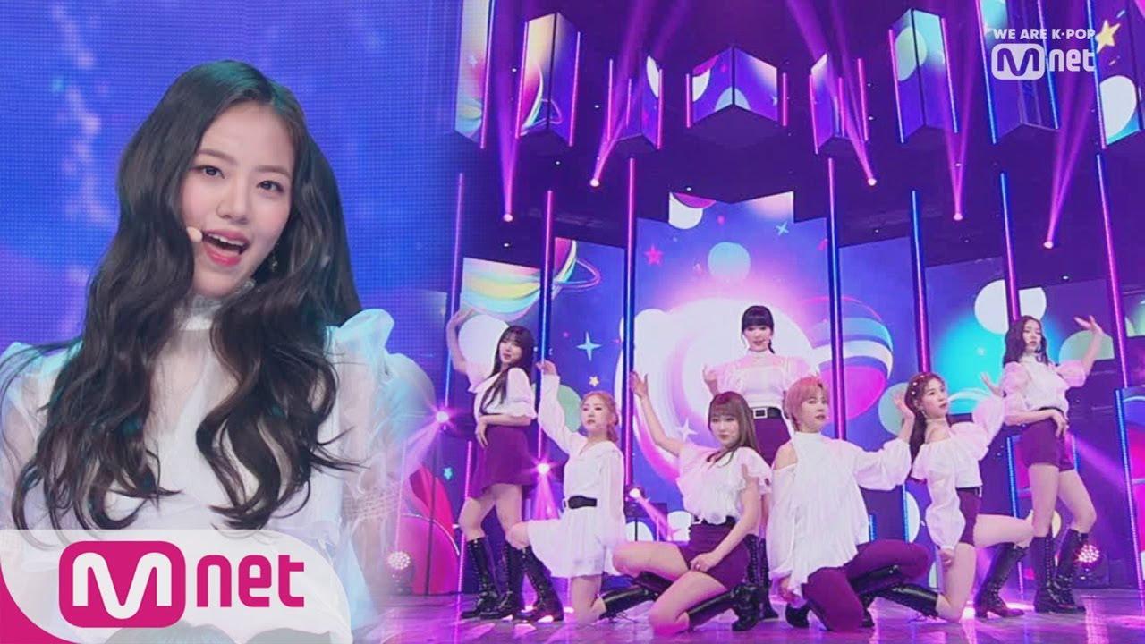 [GWSN - Pinky Star] KPOP TV Show | M COUNTDOWN 190321 EP.611