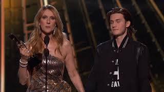 Celine Dion Wins the Icon Award - BBMA 2016