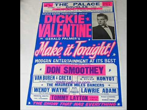 Dickie Valentine - Hold Me In Your Arms