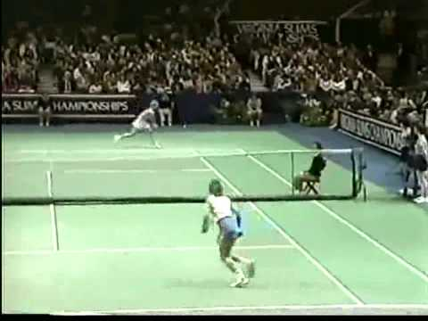 [HD] Martina Navratilova Best Points ( Part 1 )