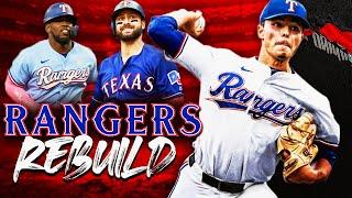 JACK LEITER TEXAS RANGERS REBUILD on MLB the Show 21