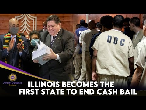 Illinois Becomes The First State To End Cash Bail