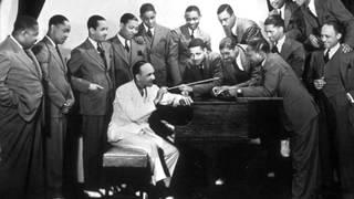 Dexter Gordon & Fletcher Henderson - Jeep Rhythm - Broadcast, Hollywood, CA., May 1, 1944
