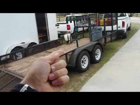 Open trailer vs Enclosed trailer