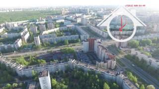 Видео с высоты, Санкт-Петербург, Недвижимость, проспект просвещения,(, 2016-05-23T14:03:43.000Z)