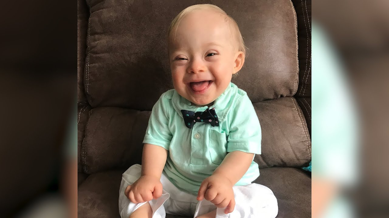 1-Year-Old Boy Becomes First Gerber Baby with Down ...
