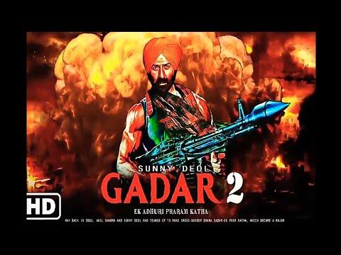 Gadar 2 Sunnydeval New Movie Trailer 2018// Full HD 720p