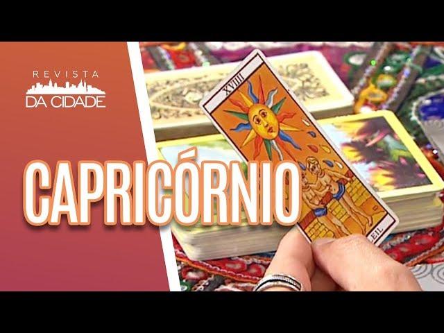 Previsão de Capricórnio 22/12 a 20/01 - Revista da Cidade (11/03/19)