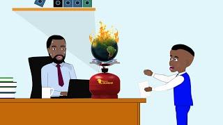 Earth Rotation   The Heat - UG Toons