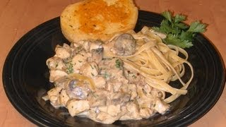 Chicken In Mustard Mascarpone Sauce