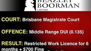Brisbane DUI Lawyers | Apply for Drink Driving Work Licence QLD
