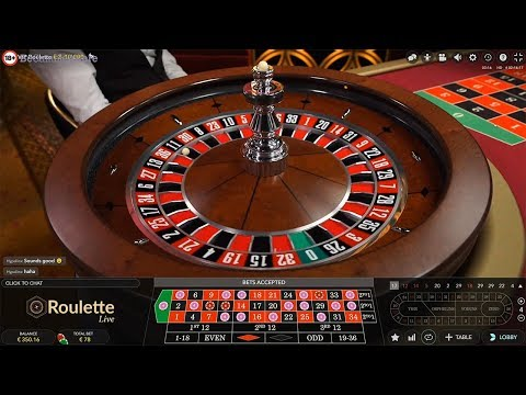 Lucky Roulette & Blackjack Sesh With Legend