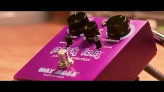 Way Huge Pork Loin Overdrive: Overview of Features & Sounds (Instructional Demo)