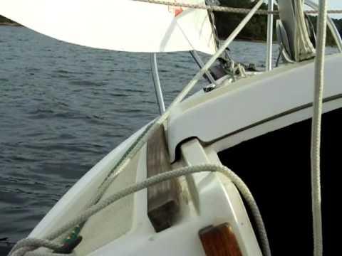 Com-Pac 16 Sailing 2