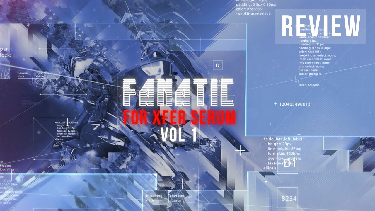 AudioSeed - Fanatic Vol 1 for Xfer Serum Review