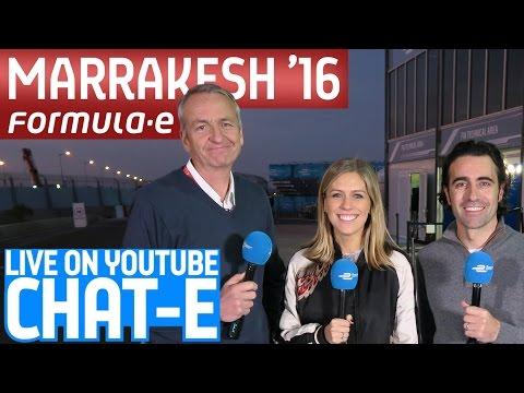 Chat-E Fan Show Live From Marrakesh - Formula E