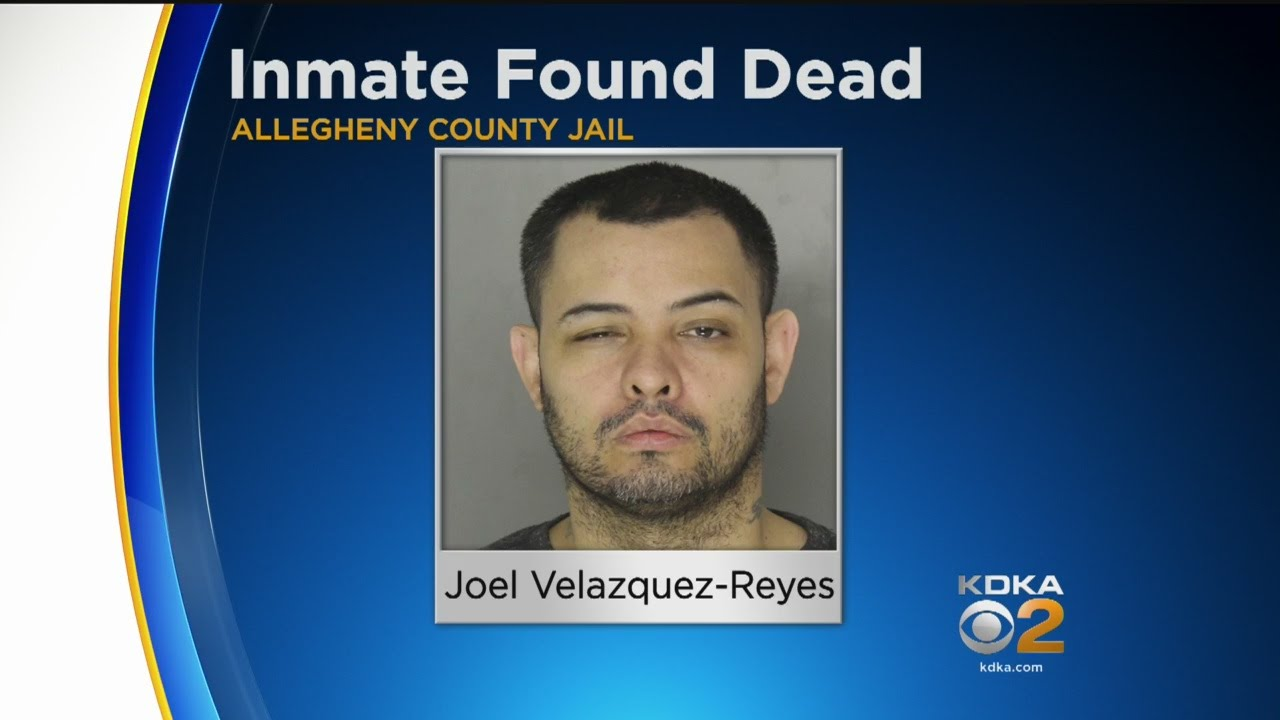Inmate Found Dead In Allegheny County Jail