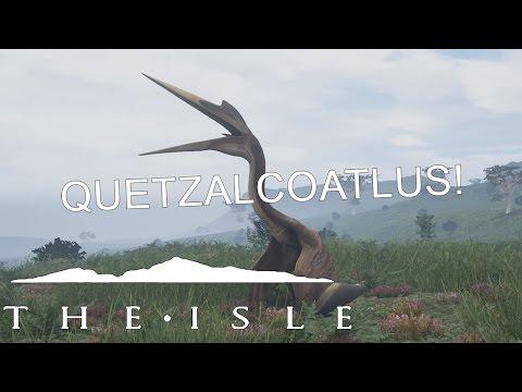 The Isle | QUETZALCOATLUS