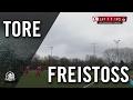 Freistoßtor von Christian Gawe (SV Lichtenberg 47) | SPREEKICK.TV