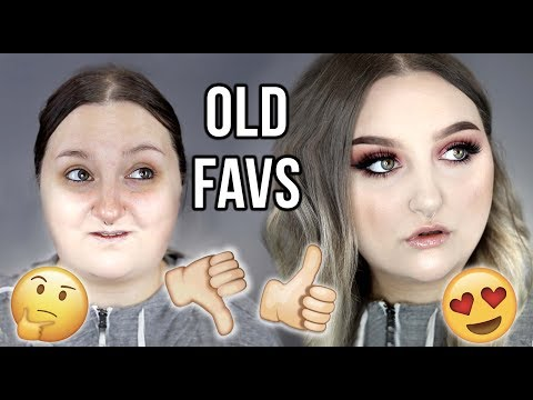 FULL FACE USING OLD FAVORITES! | RAWBEAUTYKRISTI