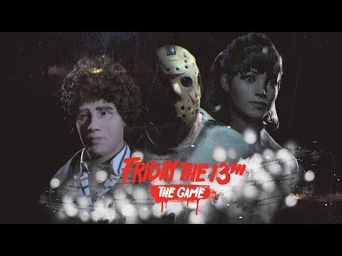 Friday the 13th  the Game - Afros, Zebra Print, Flipping Cars and a Team Killer