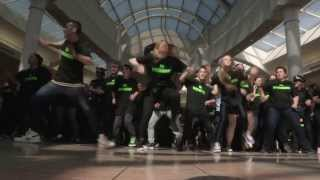 Victoria Police Flashmob at Eastland shopping centre - No Bystanders